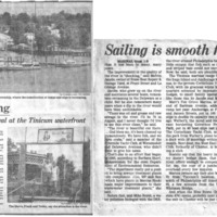 Smooth Sailing: A boating revival at the Tinicum Waterfront