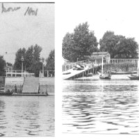 Fox Grove Marina in 1901